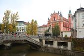 盧比安納 Ljubljana_聖方濟教堂、三重橋、聖尼古拉斯大教堂_斯洛維尼亞Slovenia:_5D39119_b.jpg