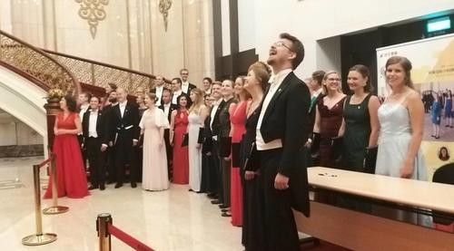 61660.jpg - 國家音樂廰聆賞瑞典阿爾曼納合唱團演出。