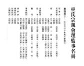 台北市巫氏宗親會組織圖照:docu0104.jpg