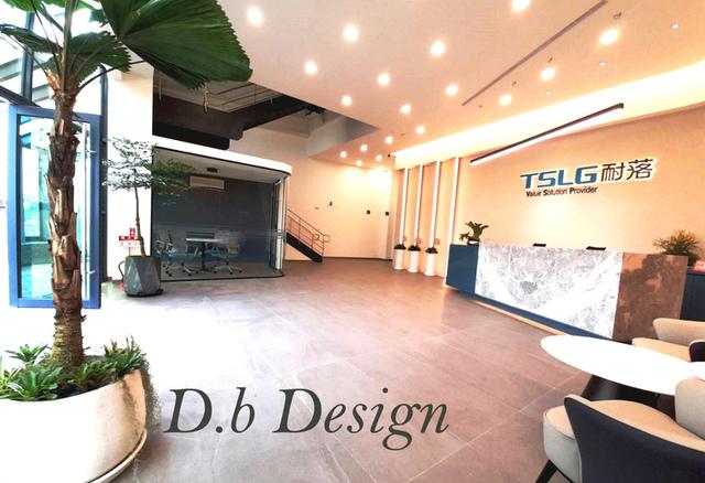 室內植物綠化 / 辦公大樓>大廳 - 室內植物綠化>辦公大樓