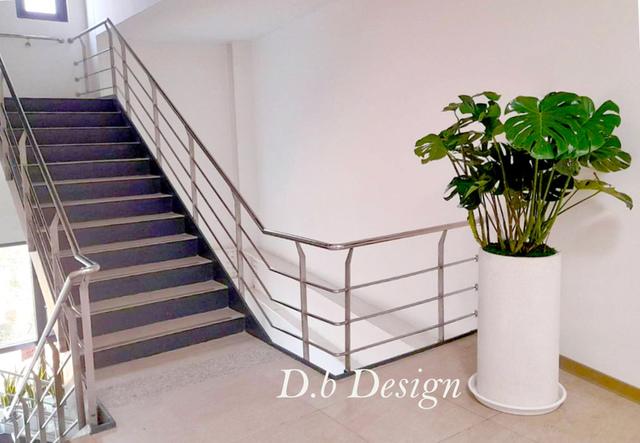 室內植物綠化 / 辦公大樓>梯間 - 室內植物綠化>辦公大樓