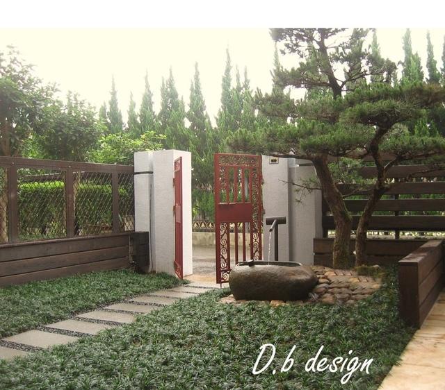 透天別墅庭園 > 景觀園藝 - [ 透天別塑庭園.庭院景觀園藝5 ]-日式風格篇