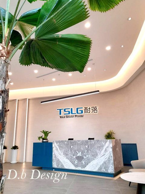 室內植物綠化 / 辦公大樓>大廳櫃台 - 室內植物綠化>辦公大樓