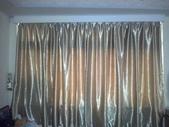 淘寶網購物:2013.4.10淘寶網購買遮光窗簾~香檳色