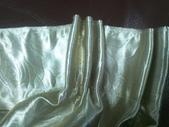 淘寶網購物:2013.4.10淘寶網購買遮光窗簾~香檳色:四爪鉤DIY