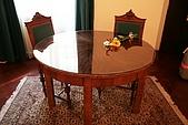 蜜月Day4-6夜宿鐵門飯店:小餐桌