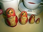 蜜月Day4-6夜宿鐵門飯店:俄羅斯娃吃早餐