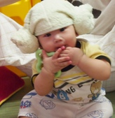 7M-羊角帽:P8220629.JPG
