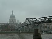 英國遊記本:千禧橋