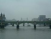 英國遊記本:倫敦鐵橋