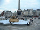 英國遊記本:nationgalley 特拉法加廣場