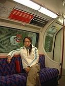 英國遊記本:地鐵站