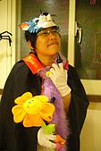 2008-10-31 萬聖變裝趴:AUSTINE魔女貓