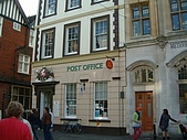 英國遊記本:PostOffice