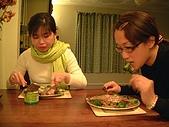 英國遊記本:Dinner2