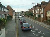 英國遊記本:street