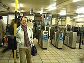英國遊記本:underground