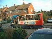 英國遊記本:Bus