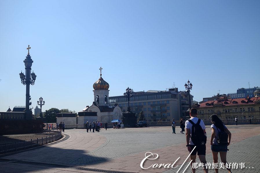 俄羅斯全區.莫斯科基督救世主大教堂:[coral4401] 莫斯科基督救世主大教堂
