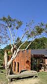 苗栗縣.三義鄉.漫步雲端森林廚房:[a71742985] 天空好藍,是個拍照的好日子
