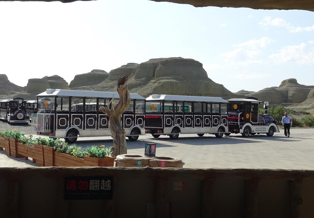 新疆維吾爾自治區.世界魔鬼城:[feng15feng15] 世界魔鬼城