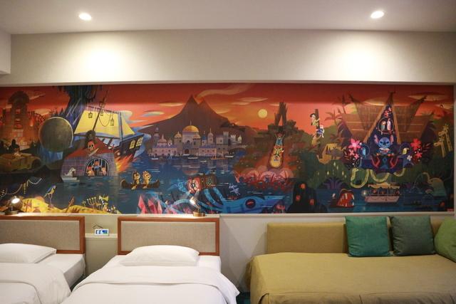 千葉縣.Tokyo Disney Celebration Hotel 探索館:[jp.walker] Tokyo Disney Celebration Hotel 探索館