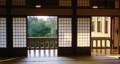 台北市.北投區.新北投溫泉區:[sunnywilson] 博物館內和室窗門