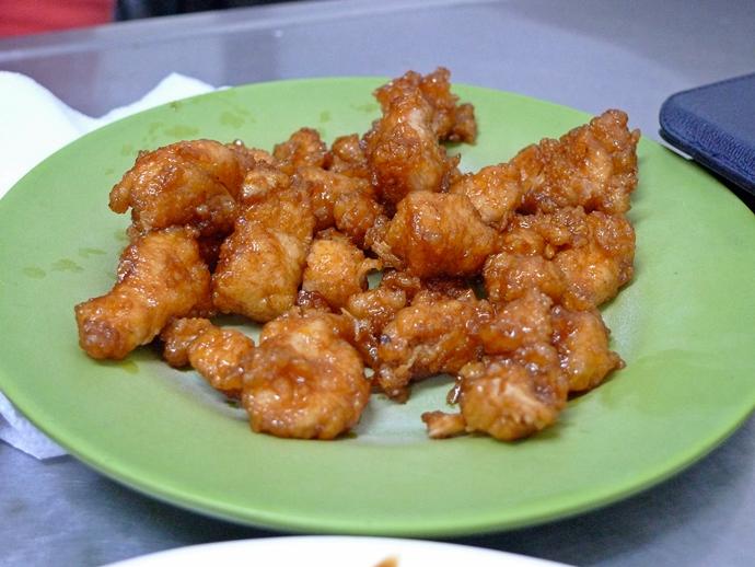 新竹市.北區.和味清粥小菜:[taweihua] 和味11雞丁.JPG