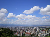 台北市.士林區.阿水的家:[asuijka] 從阿水的家/鬼店觀賞台北藍天白雲景