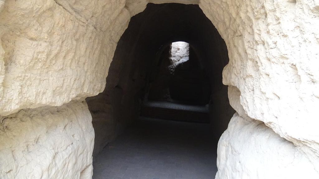 新疆維吾爾自治區.交河故城:[feng15feng15] 交河故城