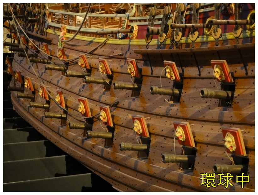 斯德哥爾摩.瓦薩號戰艦博物館:[okhilife711] 瓦薩號戰艦博物館