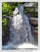 桃園縣.復興鄉.鐵木瀑布:[k5637849] 桃園市復興區鐵木瀑布
