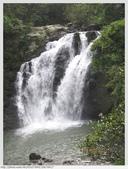 屏東縣.獅子鄉.雙流瀑布:[k5637849] 雙流瀑布