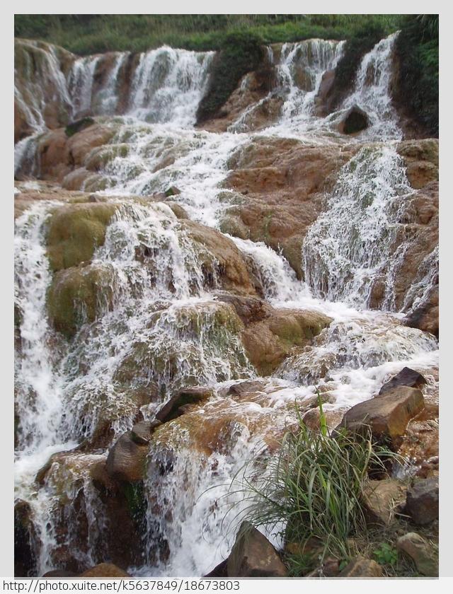 新北市.瑞芳區.黃金瀑布:[k5637849] 新北市瑞芳區黃金瀑布