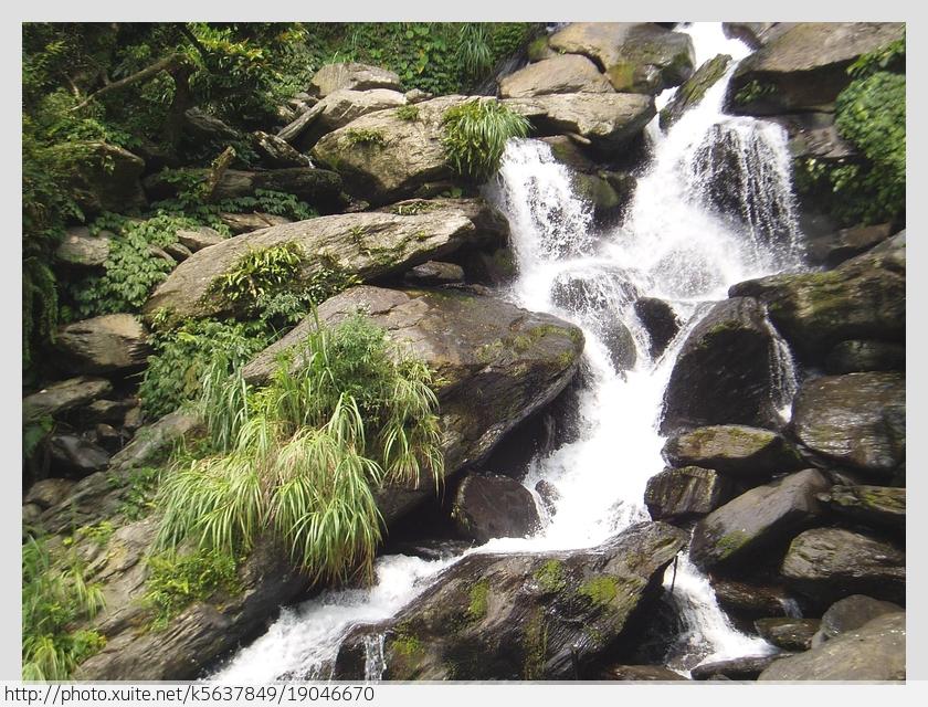 新北市.烏來區.五重溪瀑布 (蘭吼瀑布):[k5637849] 五重溪瀑布 [蘭吼瀑布]