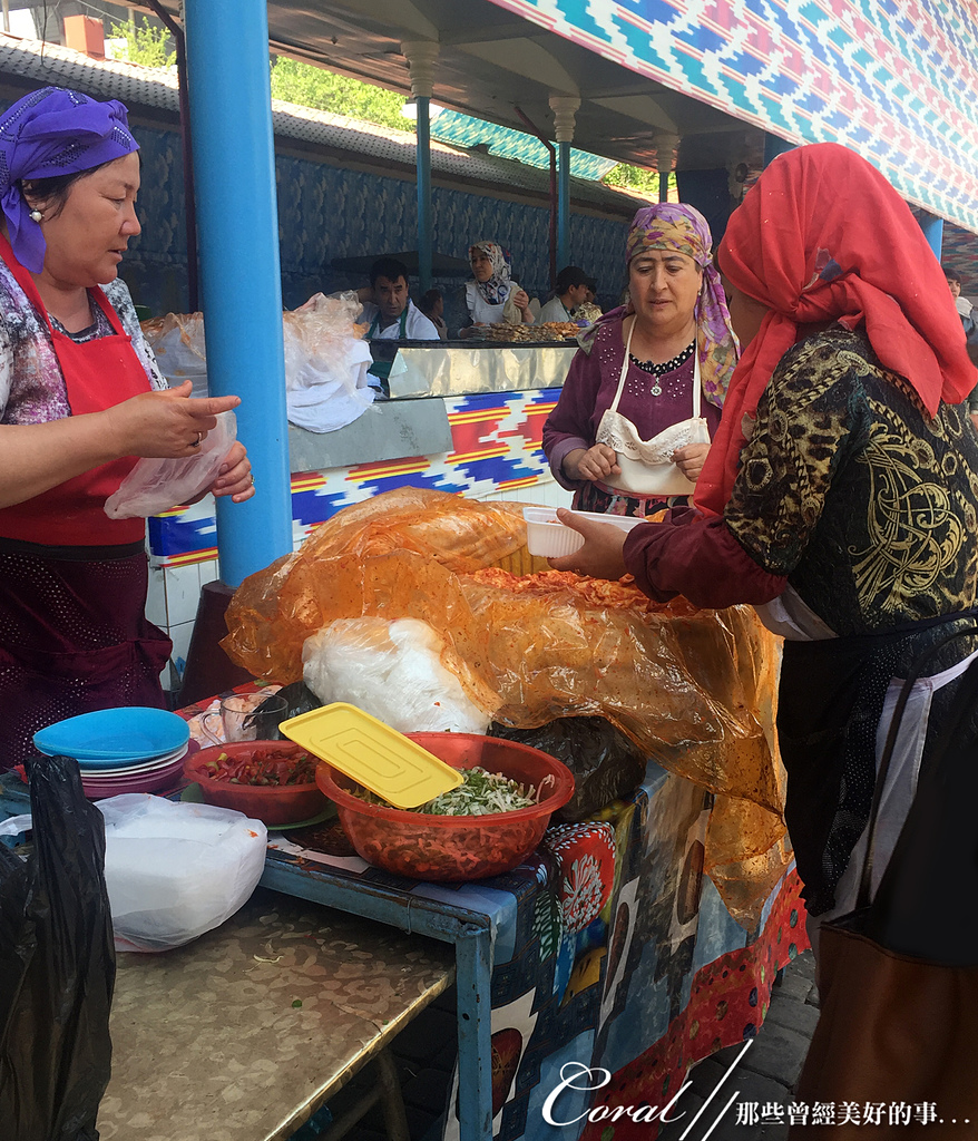 烏茲別克全區.烏茲別克-首都塔什干的喬蘇市集:[coral4401] 烏茲別克-首都塔什干的喬蘇市集