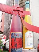 苗栗縣.大湖鄉.草莓文化館 (大湖酒莊):[shellon] 真的兩大酒瓶