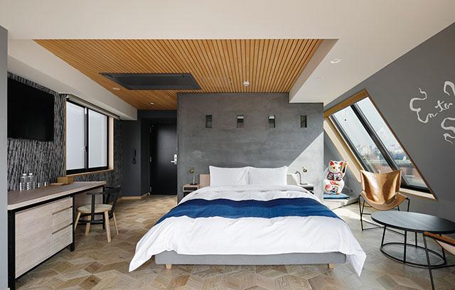 東京市.WIRED HOTEL ASAKUSA:[jp.walker] WIRED HOTEL ASAKUSA