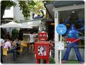 台中市.西區.鐵皮駅 Robot Station cafe:[esther1793] 台中‧ROBOT STATION 機器人餐廳(鐵皮駅)