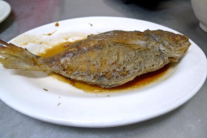 新竹市.北區.和味清粥小菜:[taweihua] 和味9肉魚.JPG