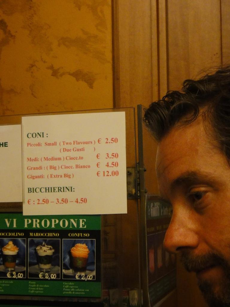 拉齊奧.喬立堤冰淇淋Gelateria Giolitti:[okhilife711] 【羅馬】喬立堤冰淇淋Gelateria Giolitti
