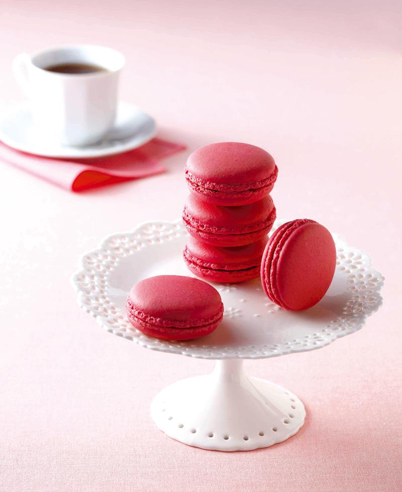 台北市.信義區.星巴克 Starbucks (101門市):[kktravel] 玫瑰覆盆莓馬卡龍.jpg