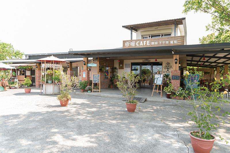 宜蘭縣.冬山鄉.樹樔cafe:[tp.walker] 樹樔cafe