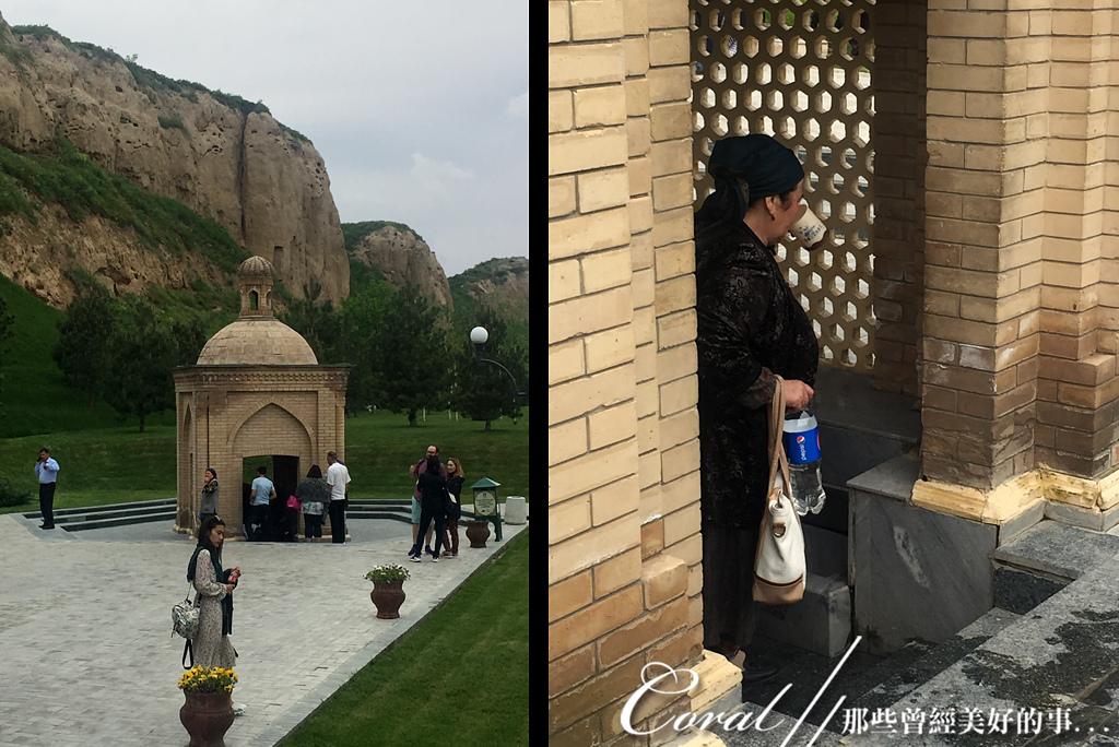 烏茲別克全區.烏茲別克-撒馬爾罕的聖丹尼爾陵墓:[coral4401] 烏茲別克-撒馬爾罕的聖丹尼爾陵墓
