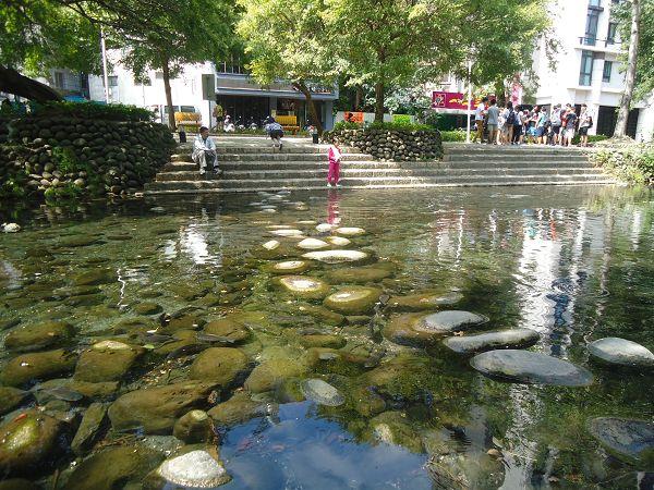 新竹市.東區.東門護城河親水公園:[liwen2010] 東門護城河親水公園